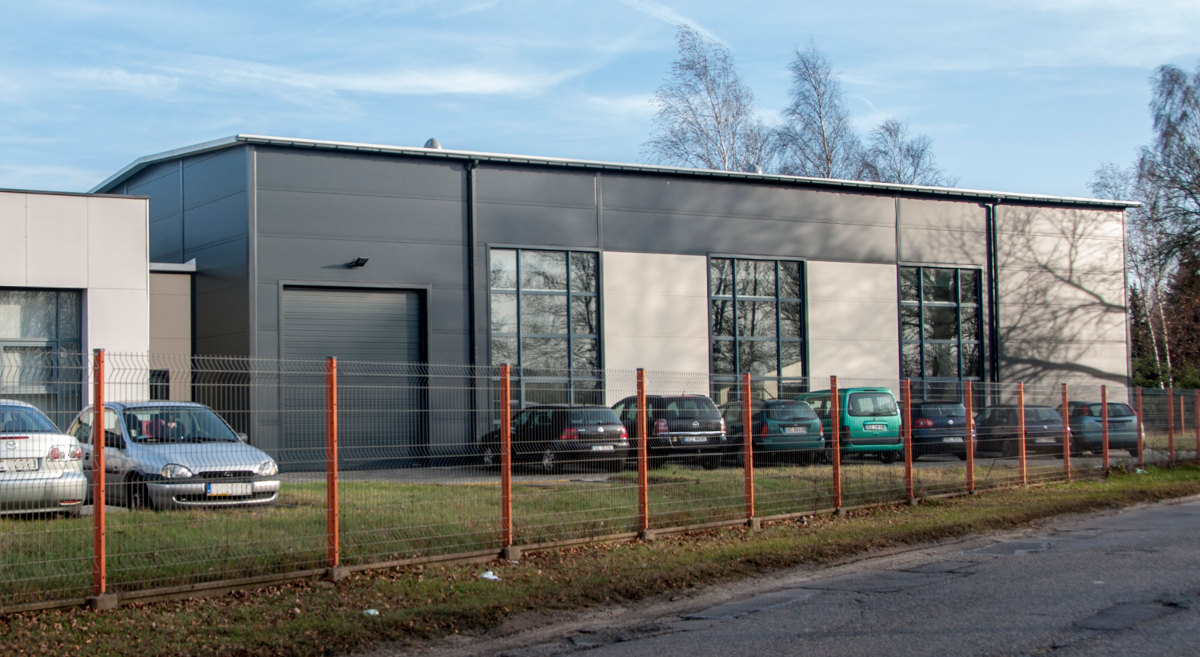 Inwestor: Bänninger Formtechnik Sp. z o.o