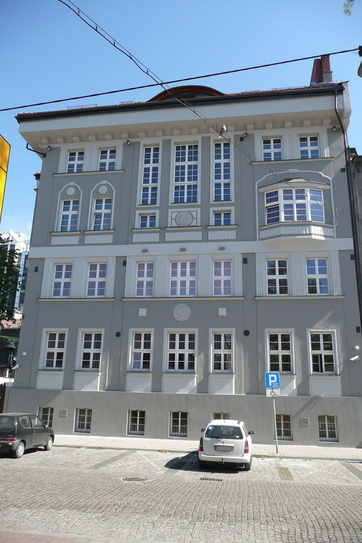 Inwestor: Regionalna Izba Gospodarcza w Katowicach